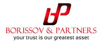 Борисов и партньори лого