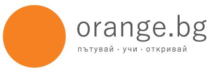 Orange BG лого